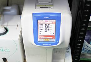 自動血球計算機